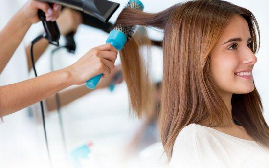 Термическое воздействие на волосы и кожу головы придется компенсировать профессиональным уходом