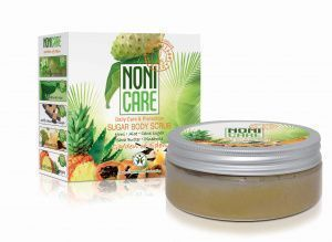 Nonicare Сахарный скраб для тела c АНА–кислотами - Sugar Body Scrub 200ml
