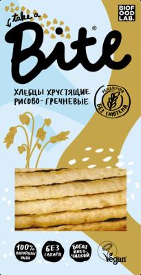 Bite Хлебцы хрустящие рисово-гречневые 150 гр купить с доставкой по России и СНГ по выгодной цене